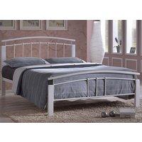 Time Living White Tetras Bed Frame - King Size