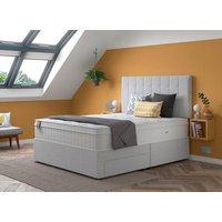 "Slumberland premiair aero gel fusion 2400 mattress - double (4'6"" x 6'3"")"