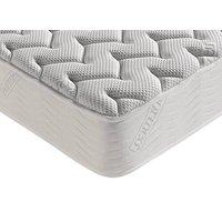 """Dormeo silver deluxe mattress - single (3' x 6'3"""")"""