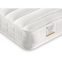 "Bedmaster noah memory sprung low profile mattress - small single (2'6"" x 6'3"")"