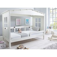 Bedmaster Mento White Treehouse Bed - Single