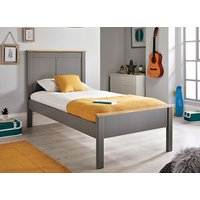 Bedmaster Vigo Grey Bed - Double