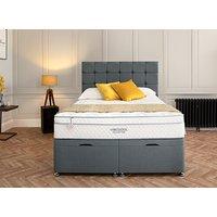 """Salus viscoool tawny 1900 mattress - single (3' x 6'3"""")"""