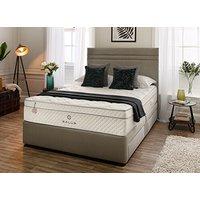 """Salus viscoool natural ilex 3400 mattress - single (3' x 6'3"""")"""