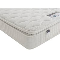 Silentnight 1000 Mirapocket Pillow Top Mattress - Single