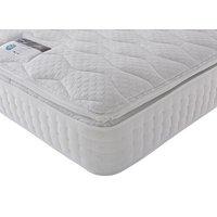 Silentnight 2000 Mirapocket Pillow Top Mattress - Double