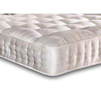 "Spring king pocket wool luxury 2000 firm mattress - single (3' x 6'3"")"