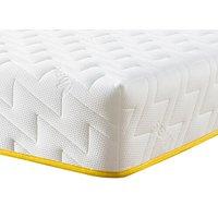 "Myers bee calm 1100 pocket memory mattress - single (3' x 6'3"")"