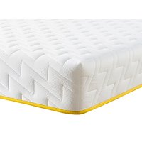 "Relyon apollo memory mattress - single (3' x 6'3"")"
