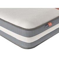"Silentnight studio memory hybrid mattress - single (3' x 6'3"")"