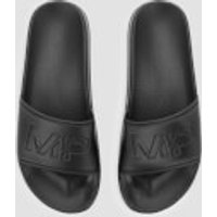 MP Men's Sliders - Black - UK 9