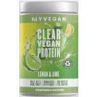 Clear Vegan Protein - 20servings - Lemon & Lime