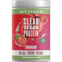 Clear Vegan Protein - 20servings - Strawberry