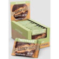 Gevuld Vegan Proteinekoekje - Double Chocolate & Peanut Butter