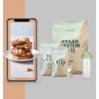 The Vegan Bundel + Gratis Training & Nutrition Guide - Lemon and Lime - Lemon Tea - Strawberry
