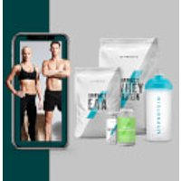 The Tone-Up Bundel + Gratis Training & Nutrition Guide - EAA - Pink Grapefruit - Chocolate Smooth