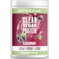 Clear Vegan Protein - 20servings - Blackcurrant