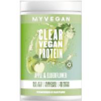 Clear Vegan Protein - 40servings - Apple & Elderflower
