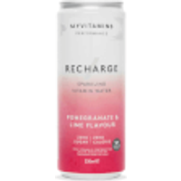 Recharge Sparkling Vitamin Water (Sample) - Pomegranate & Lime