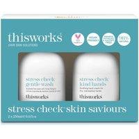 this works Stress Check Skin Saviours Kit