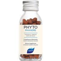 Complementos alimentarios anti-caída fortificantes Phyto PhytoPhanere - 120 cápsulas