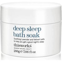 this works Deep Sleep Bath ...
