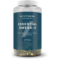 Myvitamins Omega 3 - 1000 mg 18% EPA / 12% DHA - 250Cápsulas