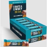 Myprotein Oats & Whey - Chocolate Peanut