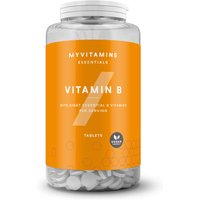 Essential Vitamin B Tablets - 120Tablets