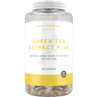 Green Tea Extract Plus Tablets - 90Tablets