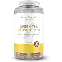 Green Tea Extract Tablets - 120Tablets