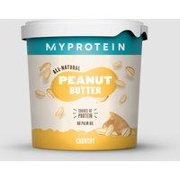 Myprotein Peanut Butter Natural - Original - Crunchy