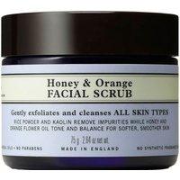 Neals Yard Remedies Honey and Orange Facial Scrub 75g