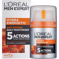 L'Oreal Men Expert Hydra Energetic Daily Anti-Fatigue Moisturising Lotion (50ml)