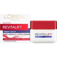 L'Oreal Paris Dermo Expertise Revitalift Anti-Wrinkle + Firming Night Cream (50ml)