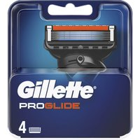 'Gillette Proglide Razor Blade Refills - 4 Pack