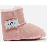 UGG Babies' Erin Logo Sheepskin Boots - Baby Pink - L