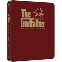 The Godfather Trilogy: The Coppola Restoration - Paramount Centenary Limited Edition Steelbook