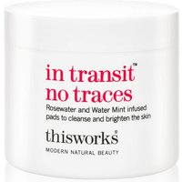 Discos desmaquillantes this works In Transit No Traces (60 discos)