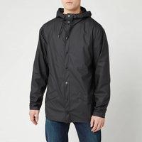 RAINS Men's Jacket - Black - M/L