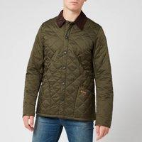 Barbour Mens Heritage Liddesdale Quilt Jacket - Olive - L