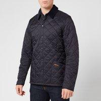 Barbour Mens Heritage Liddesdale Quilt Jacket - Navy - XXL