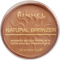 Rimmel Natural Bronzer (Various Shades) - Sunlight