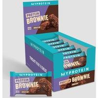 Brownie Proteico - Chocolate