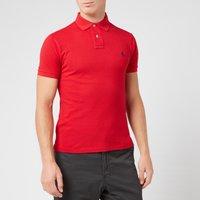 Polo Ralph Lauren Men's Slim Fit Polo Shirt - Red - XXL