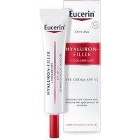 Eucerin(r) Anti-Age Volume-Filler Eye Cream SPF15 UVB + UVA Protection (15ml)