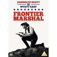 Frontier Marshall (Includes DVD)