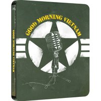 Good Morning Vietnam - Zavvi Exclusive Limited Edition Steelbook