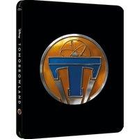 Tomorrowland A World Beyond - Zavvi Exclusive Limited Edition Steelbook