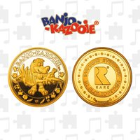 Banjo Kazooie Limited Edition Collectible Coin - Gold Edition